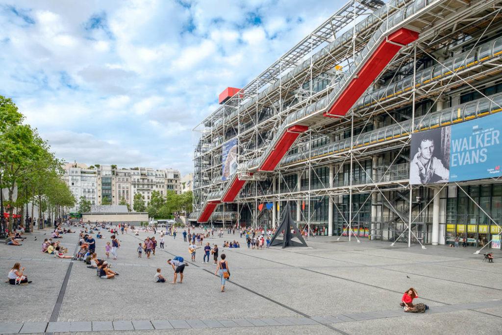 Pompidou Deutsch