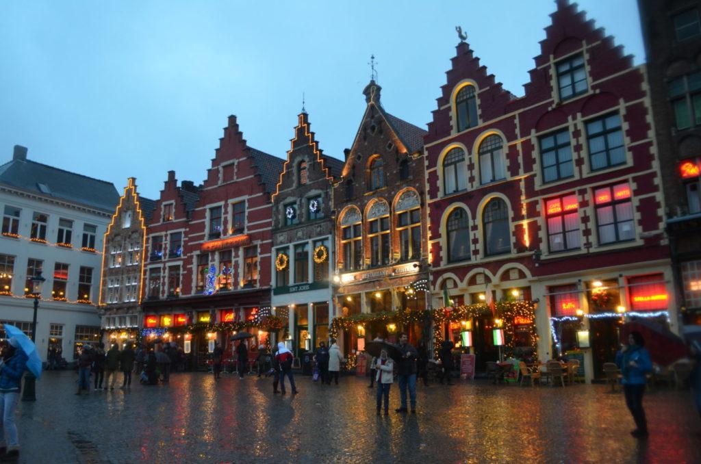 Erasmus Bruges