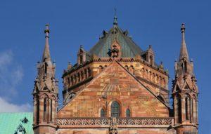 Cathédrale Notre Dame à Strasbourg