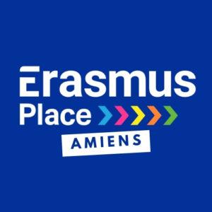 Erasmus place Amiens